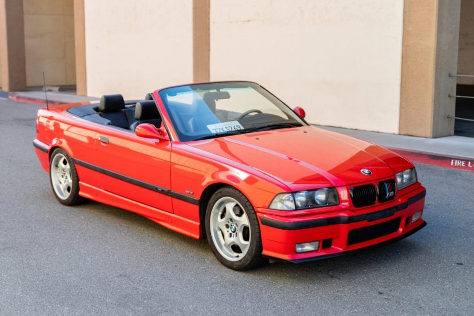 1998 Bmw M3 Convertible With Images Bmw M3 Convertible 1998