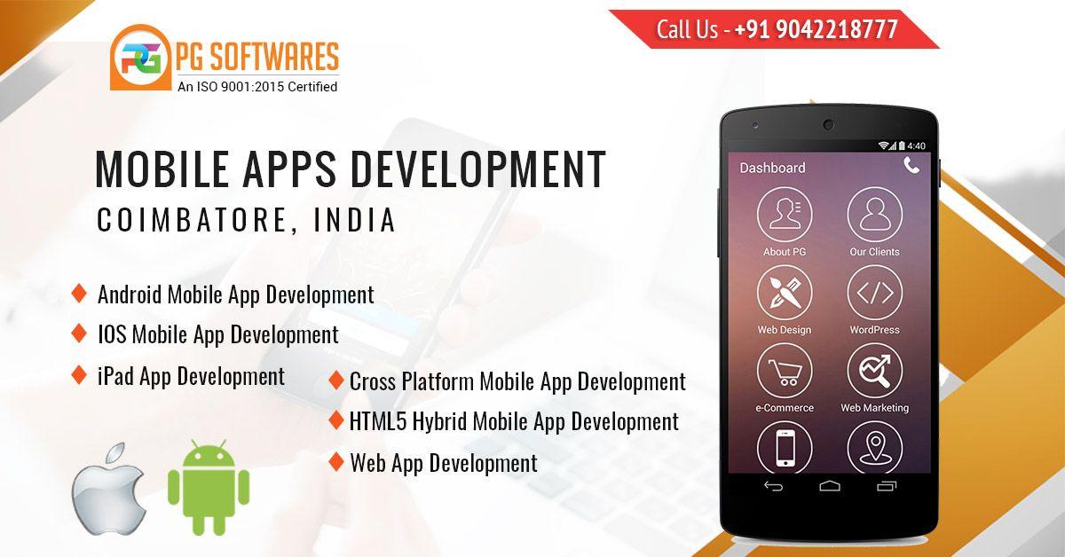 1fdfa05e4  pgsoftwares mobile app development Coimbatore in Tamilnadu India. Best mobile  app development company in