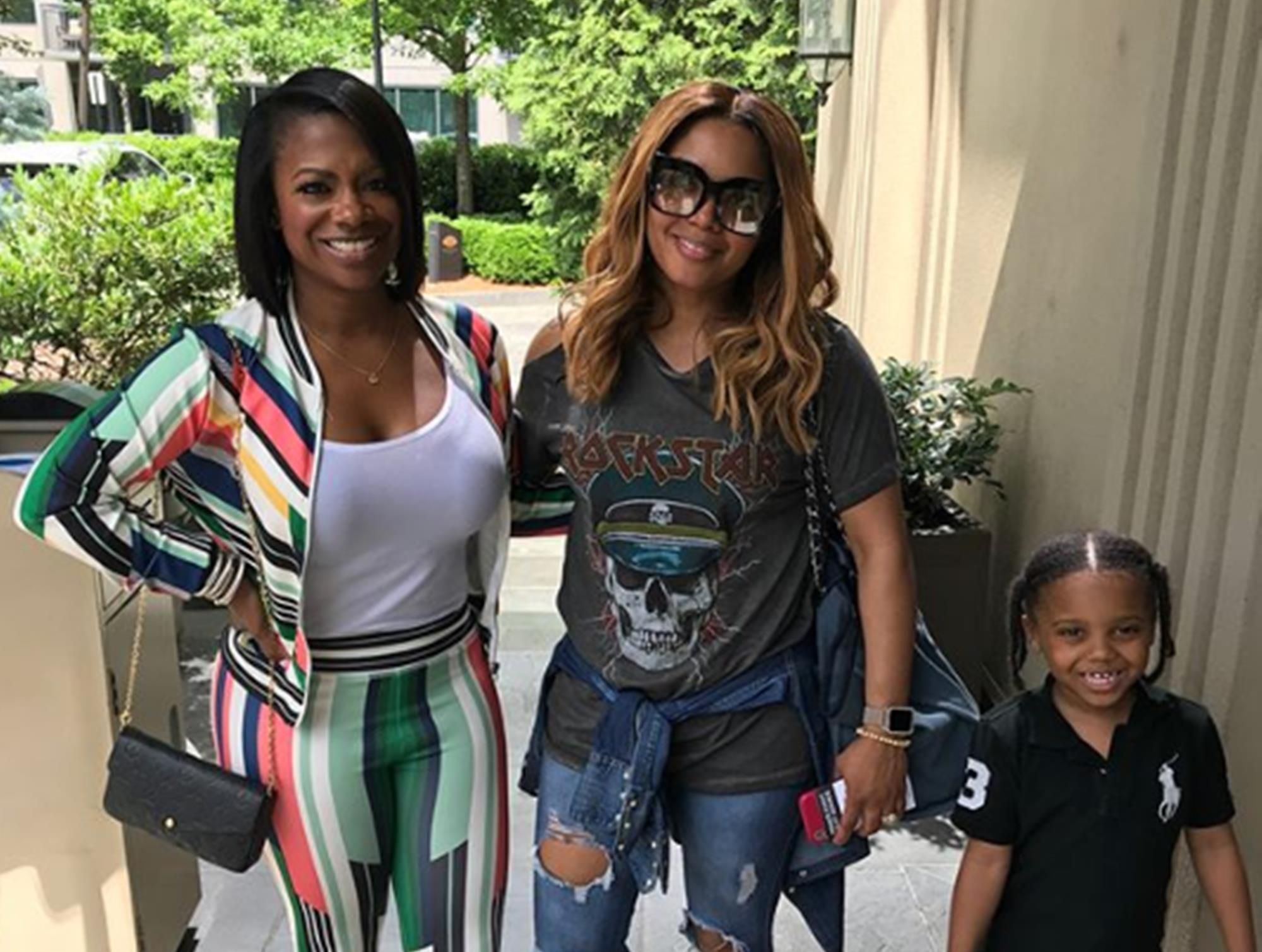 Rasheeda Frost Debuts Pink Hair Photo After Fleeing To Texas For Escape From Jasmine Washington And Kirk Drama