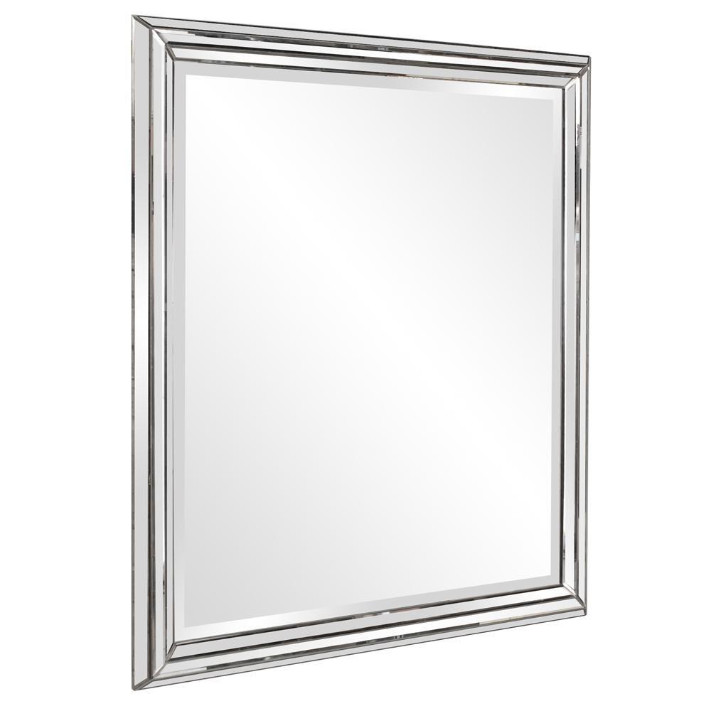 Photo of Omni Mirrored Frame Mirror