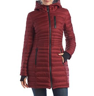 56230c54b HFX Halifax Packable Hooded Down Jacket | Products | Packable jacket ...