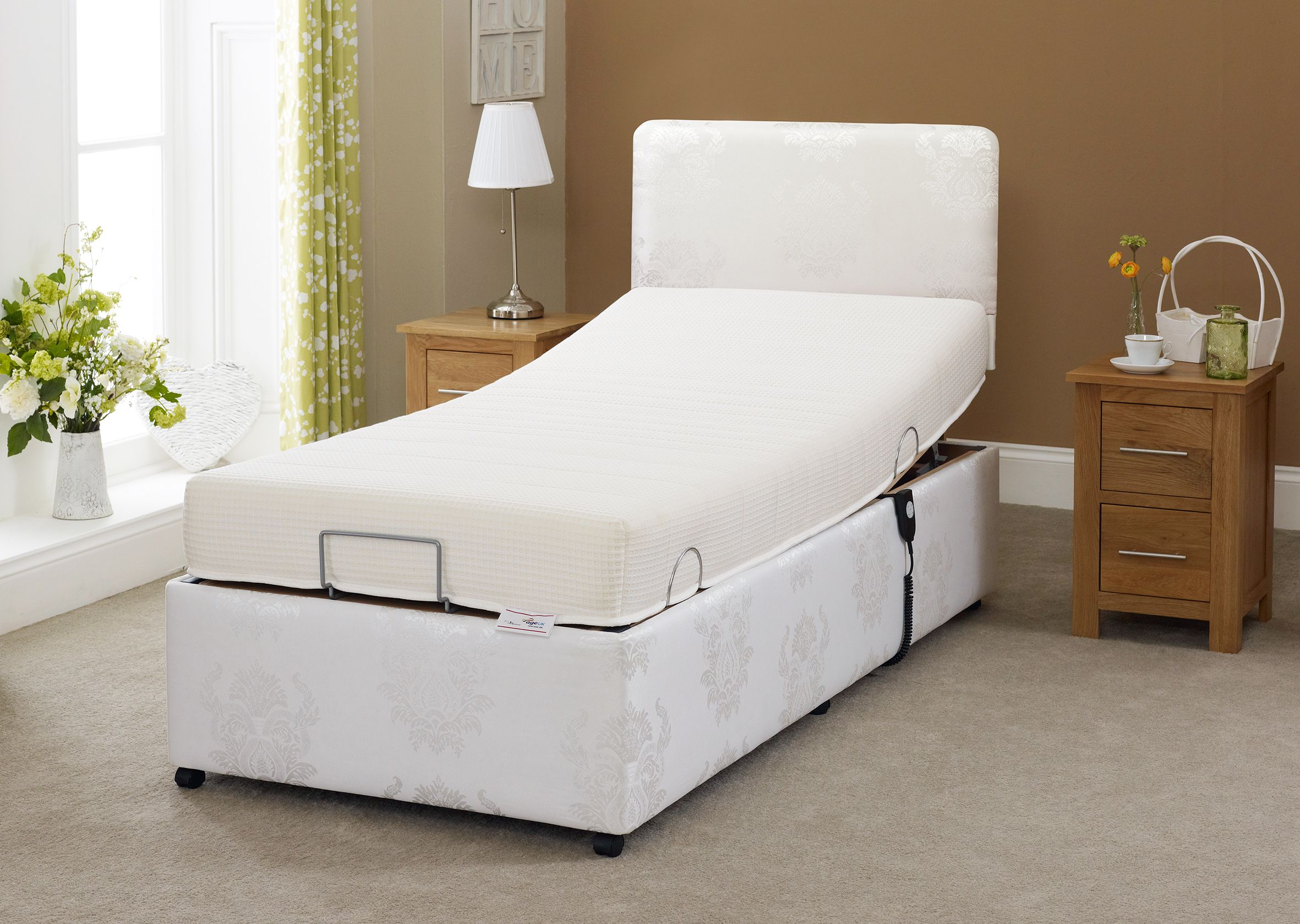 Pin by Age UK Shop on Beds Adjustable beds, Bed