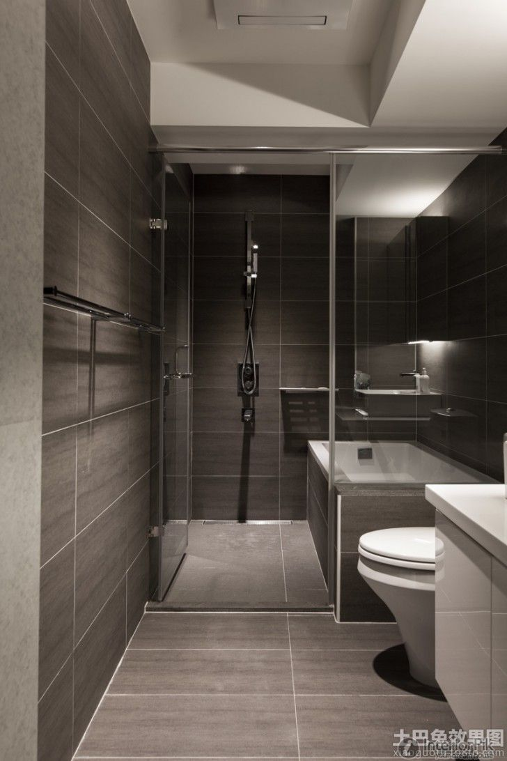long narrow bathroom floor plan regarding long narrow