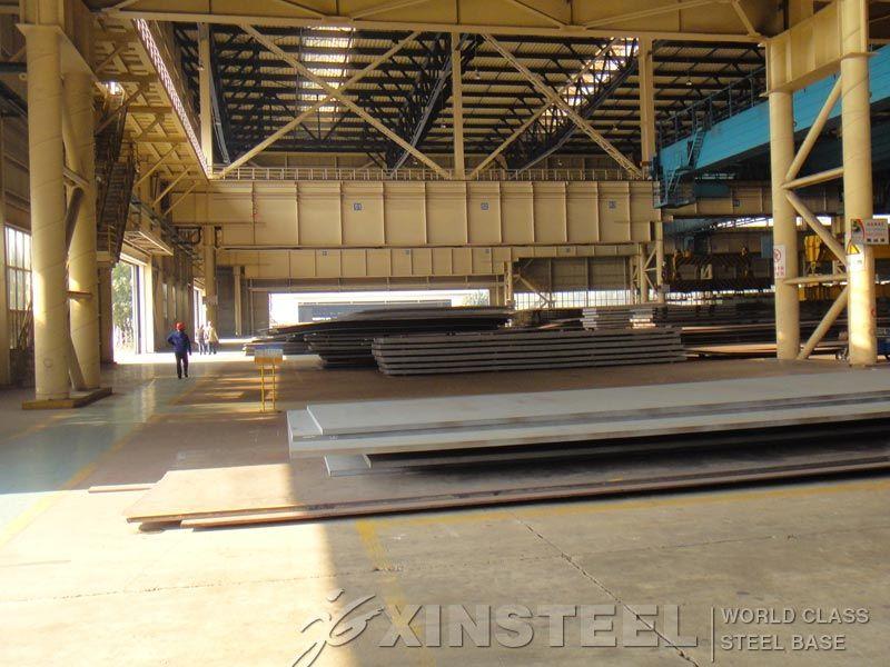 Xinsteel Roll High Strength Steel Plate A517 Grade B Under Standard Astm A517 A517m Xinsteel Keeps Many Tons Stock Of A517grb A517 Grade B Sa517grb Sa517 Grade