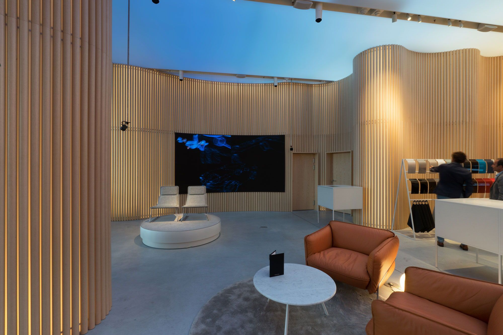 Volvo Cars Studio in Milan, Italy. Year 2019 Client