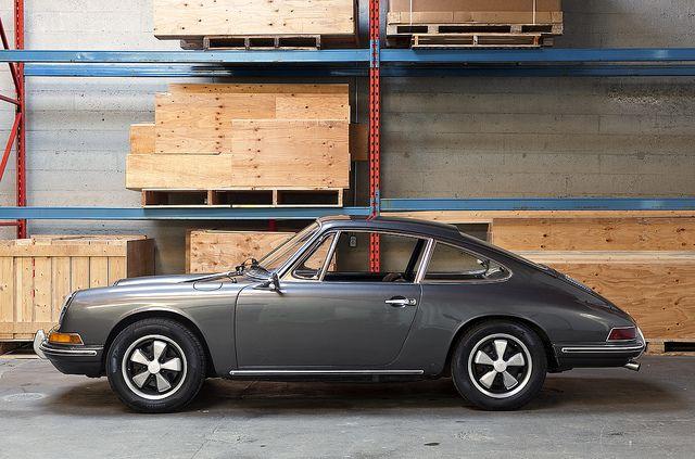 Early Porsche 911 #porsche