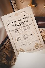 roaring 20s wedding invitation - Google Search