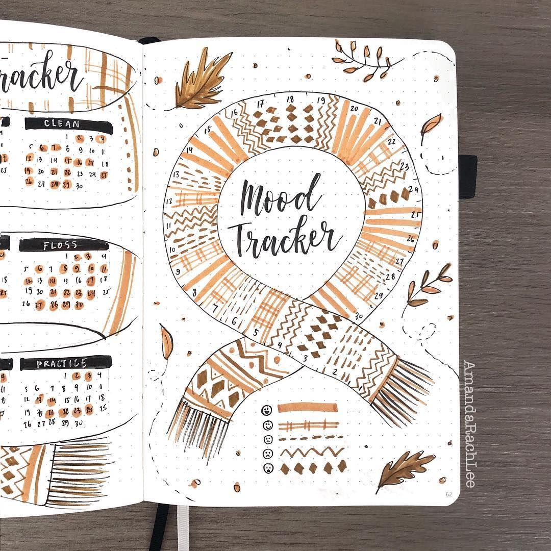 final november spreads that i haven't posted