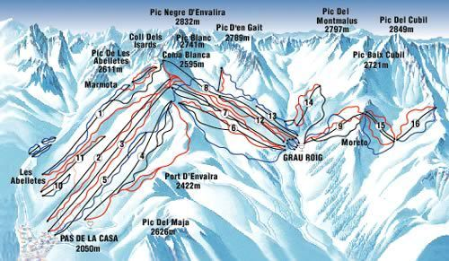 Pin By Stacey Groves On Maps For Fun Pinterest - Vintage ski maps