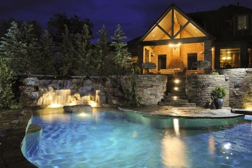 Pin By Kasie Vaughan On Home Sweet Home Pool Finishes Beautiful Pools Swimming Pools
