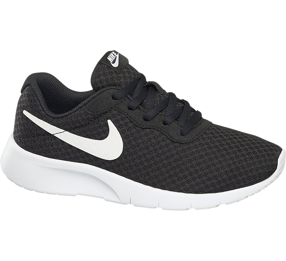 Nike Tanjun lightweight sneaker. The perfect pair of tennis shoes for back  to school!