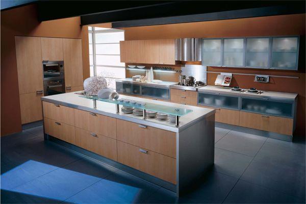 Mia by Aran Cucine | Contemporary kitchen cabinets, Kitchen ...