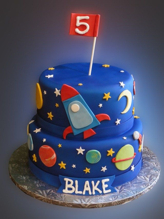 Fantastic 26 Inspired Image Of Rocket Birthday Cake Ideas Rocket Cake Funny Birthday Cards Online Alyptdamsfinfo