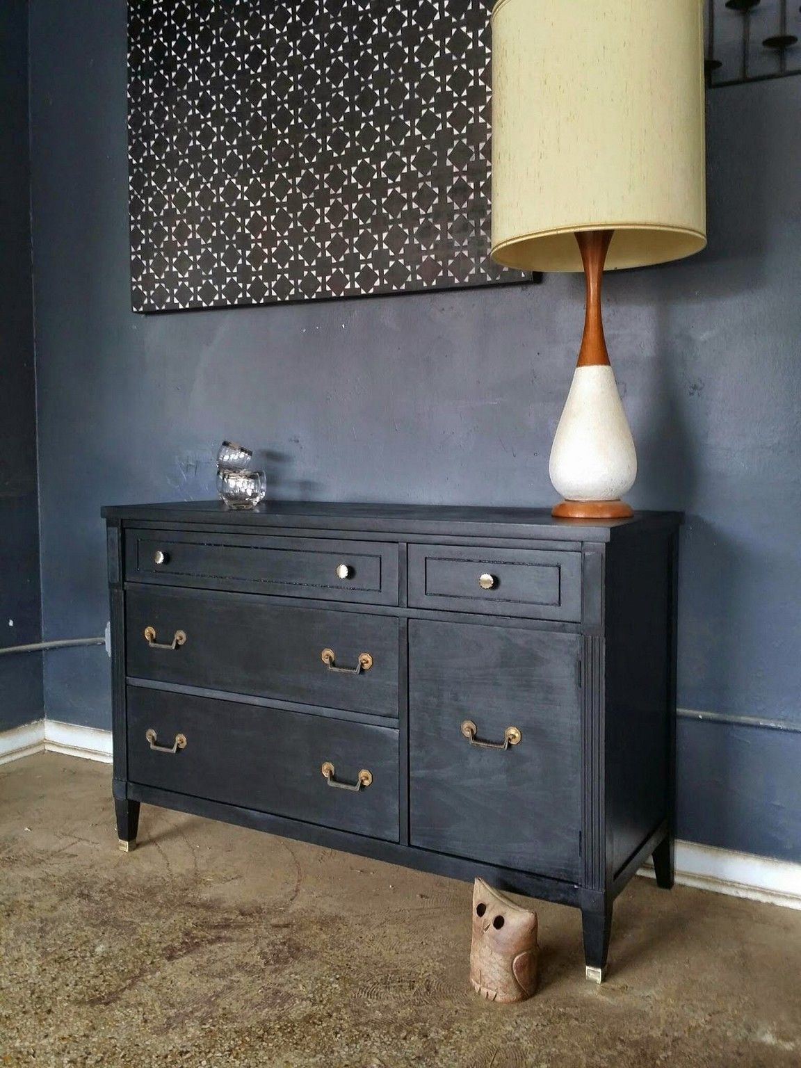 Black Chalk Paint Furniture Pictures
