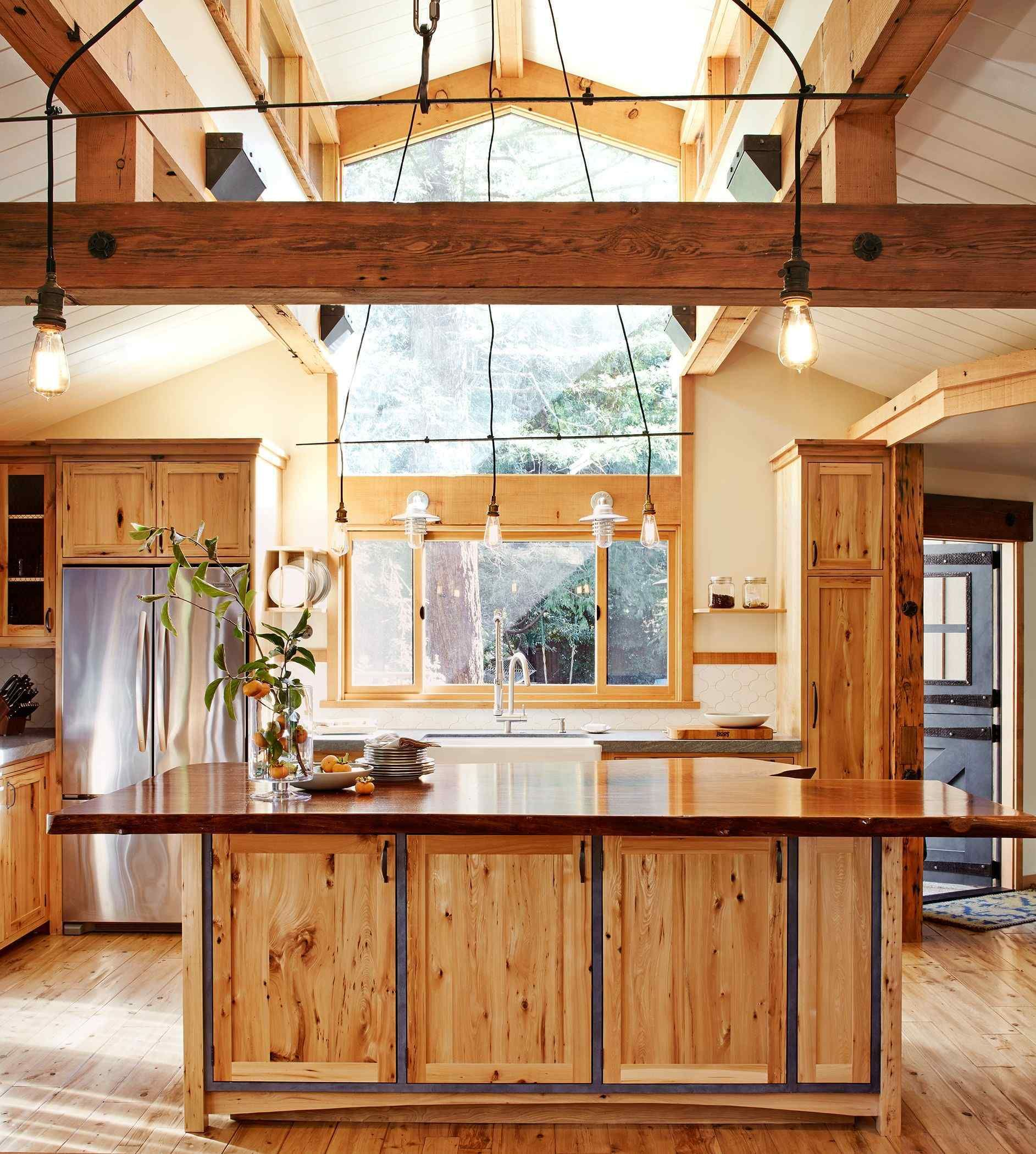 amazing luxury rustic kitchen island with stove white cabinets to