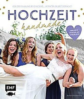 Hochzeit handmade, m. Poster mit Checkliste