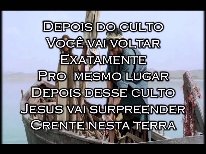 Samuel Mariano Depois Do Culto Com Letra Musica Gospel