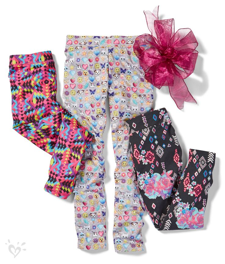 Fill Your Closet With Our Floral, Aztec And Emoji Print
