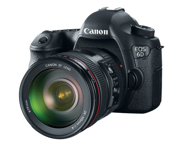 Canon Announces The Eos 6d A Full Frame Dslr With Built In Wi Fi For 2 099 Canon Digital Camera Digital Slr Camera Canon Dslr