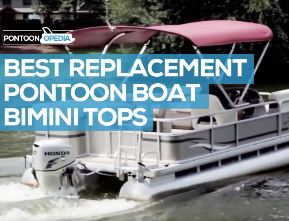 15 Pontoon Boat Accessories Customize with Pontoon