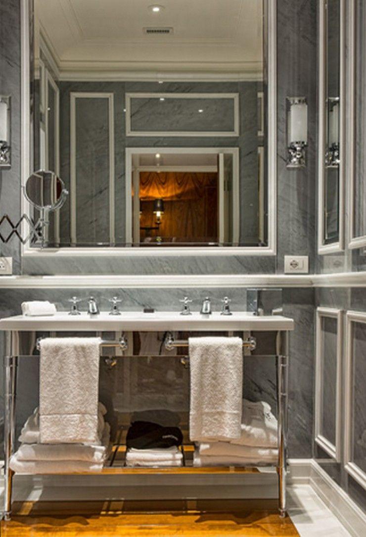 Michele Bonan Accessori Bagno.Hotel Bathroom At J K Place Capri Luxury Boutique Hotel By