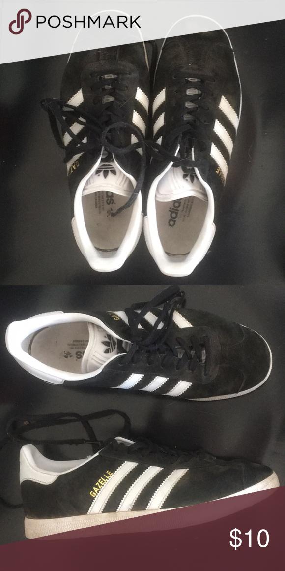 Black Sneakers   Adidas gazelle women