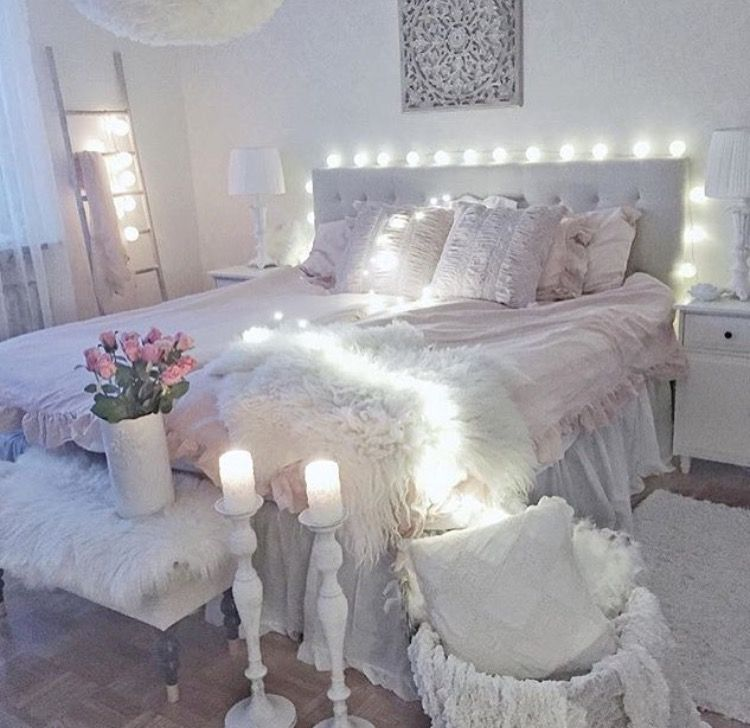 Pin de aranxa lopez quevedo en room ideas dormitorios for Dormitorios femeninos modernos