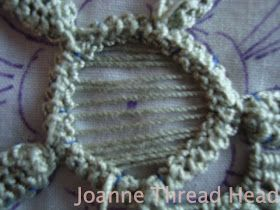 It has been two and a half years since I posted  my Beginner Romanian Point Lace Tutorial , and due to the amazing response (thank-you!) ...