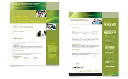 Manufacturing Engineering  Datasheet Design Template  Templets