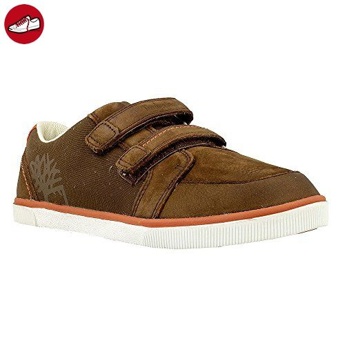 Harbor Pines Leather Sanddark Brown Connection, Sandales Bout Ouvert Homme, Marron (Dark Brown Connection), 45 EUTimberland