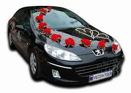 Znalezione obrazy dla zapytania czerwony samochód do ślubu