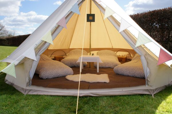 Cheap Unique Size Bell Tent The quot; not too small and not too big meter Black Friday Sale 2017 & Glamping at Larmer Tree Festival - Luxury 4 Person Tent | Camping ...
