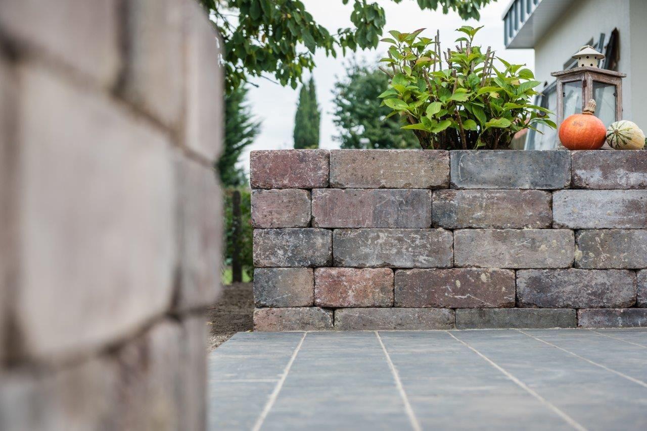 Antik Mauer Maxi Herbstlaub | Mauern | Pinterest | Maxis