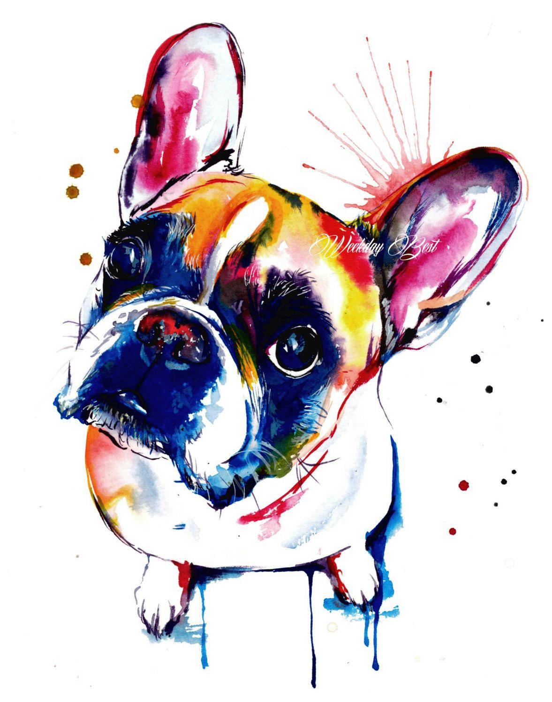 Dibujo del perro gay