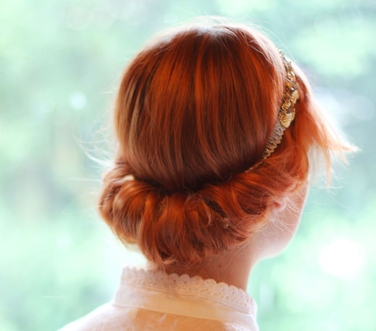 Lana red vintage hairdo tutorial hair styles to try pinterest