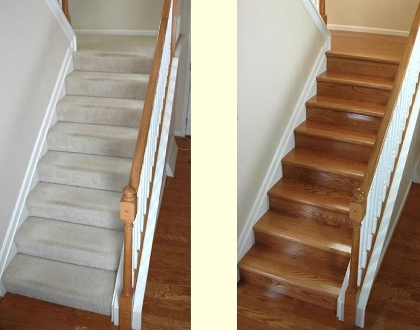Best Does Staircase Need Updated Turn Your Old Carpet Or Worn 640 x 480