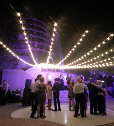 Festoon lighting - Springs Preserve Las Vegas at the Plaza & Festoon lighting - Springs Preserve Las Vegas at the Plaza ...