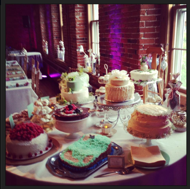 The 25+ best Multiple wedding cakes ideas on Pinterest ...