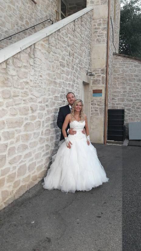 Retouches et transformations de la robe de mariée faites par l'atelier de couture de Mariage en ...