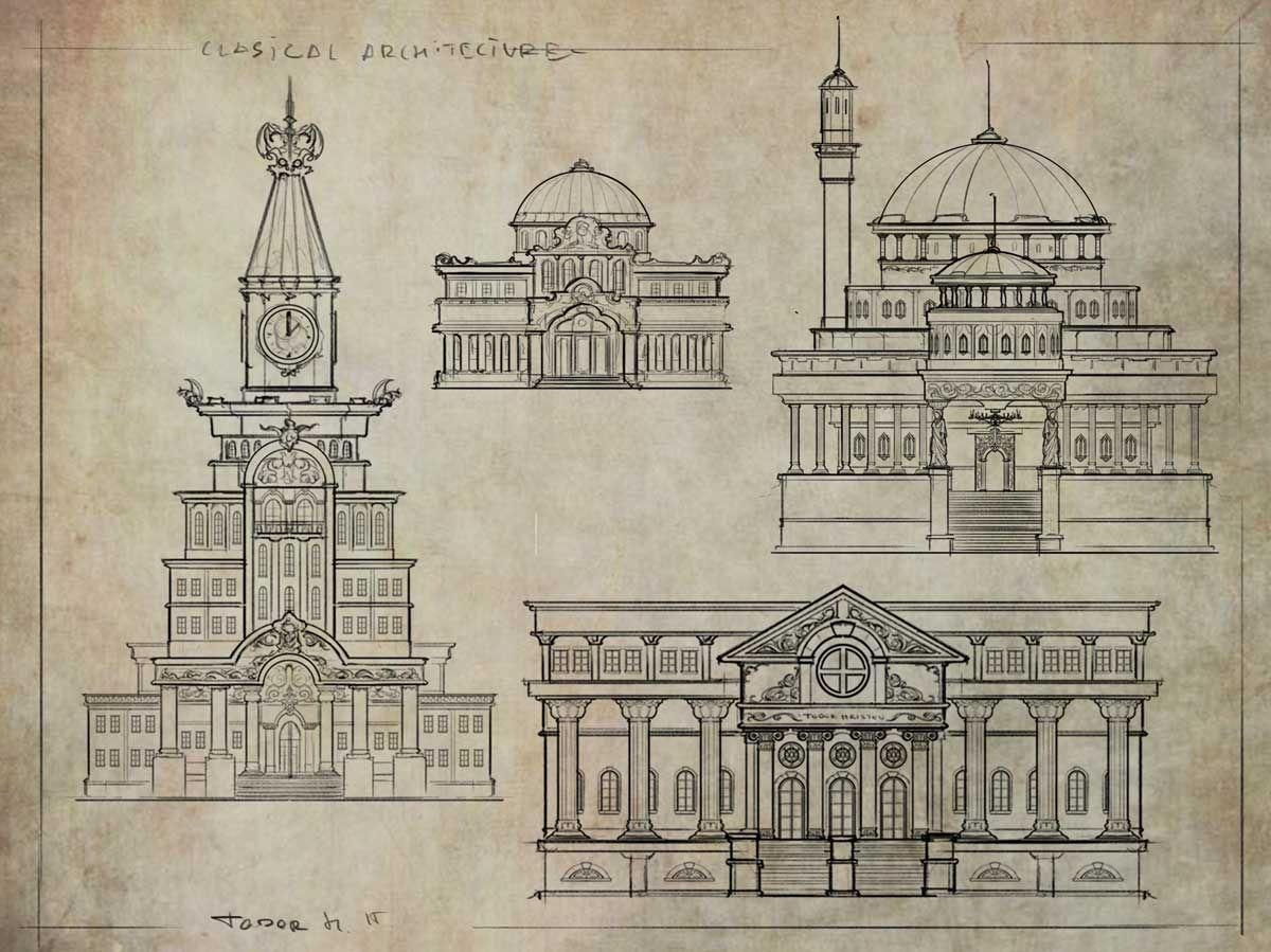 Fundamentals of Architecture Design - CGMA 2D Academy   Todor