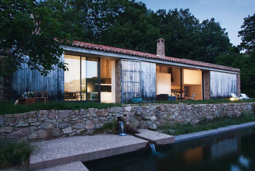 Architektur Häuser der Zukunft Architektur, Spanisches