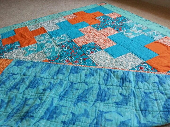 My finding nemo quilt | My Completed projects | Pinterest : nemo quilt - Adamdwight.com