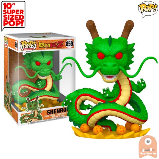 Pop Animation Shenron 10 Inch 859 Dragonball Z Funko Pop Tiny Titan Dragon Ball Funko Pop Disney