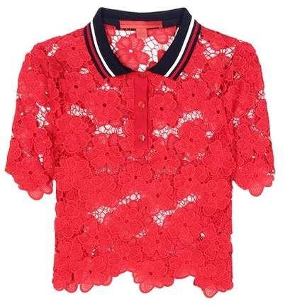 Tommy Hilfiger Lace polo shirt Fashion, Dream, Girl, Love ...