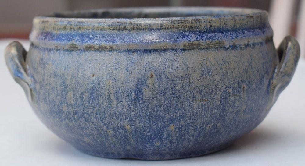 Rudi Stahl 6004/12 Design Keramik Schale Bowl WGP Artpottery 60s Midcentury