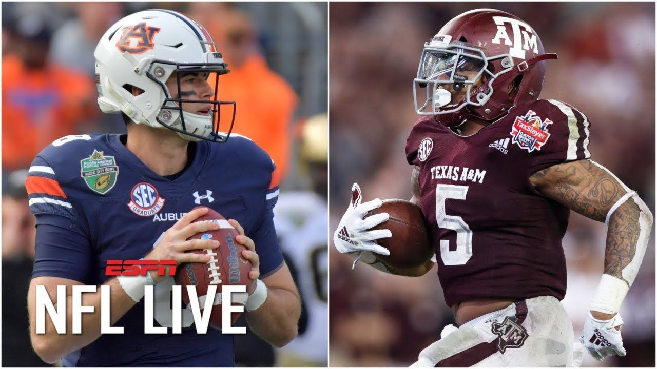 Jarrett Stidham Trayveon Williams Among Late 2019 Nfl Draft Picks That Could Pay Off Nfl Live Nfl Draft Nfl Basketball News