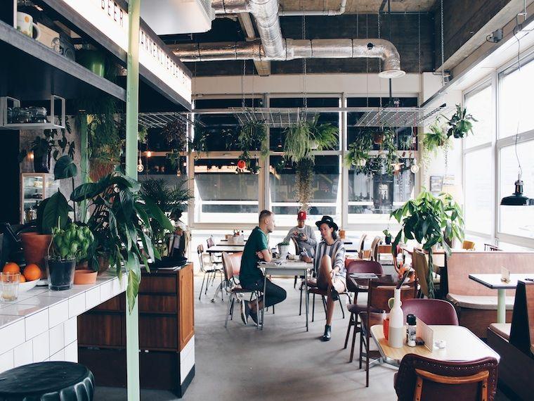rauwdouwer rotterdam restaurant! | cafe | pinterest | rotterdam, Innenarchitektur ideen