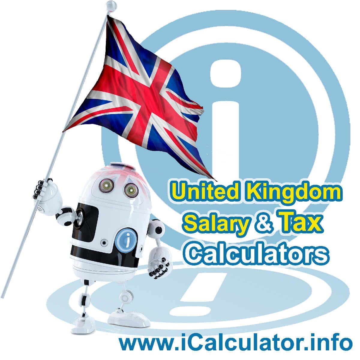 2019/20 Tax Calculator for salayr, payroll and wage slip