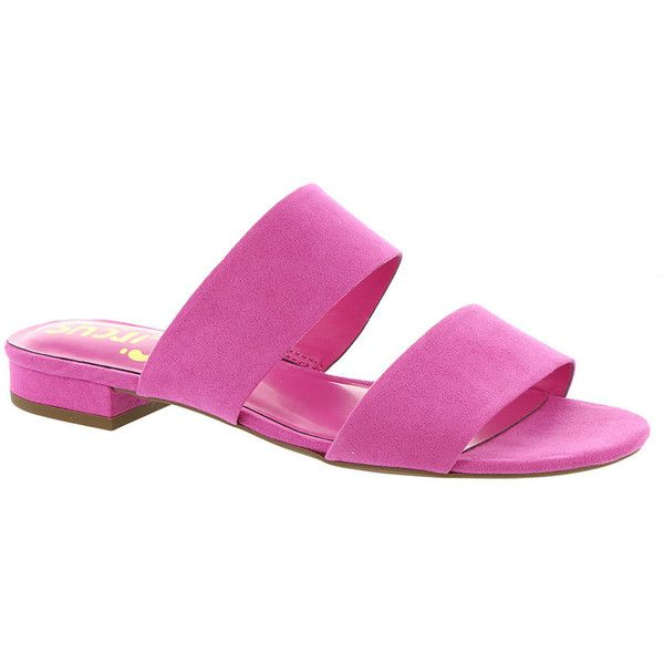 48abd452f776 Circus by Sam Edelman Delaney Women s Pink Sandal 7.5 M ( 40) ❤ liked on Polyvore  featuring shoes
