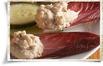 Dubliner Cheese combined with white beans, rosemary and sour cream create a dip full of the flavors of Irish fall in this appetizer recipe.